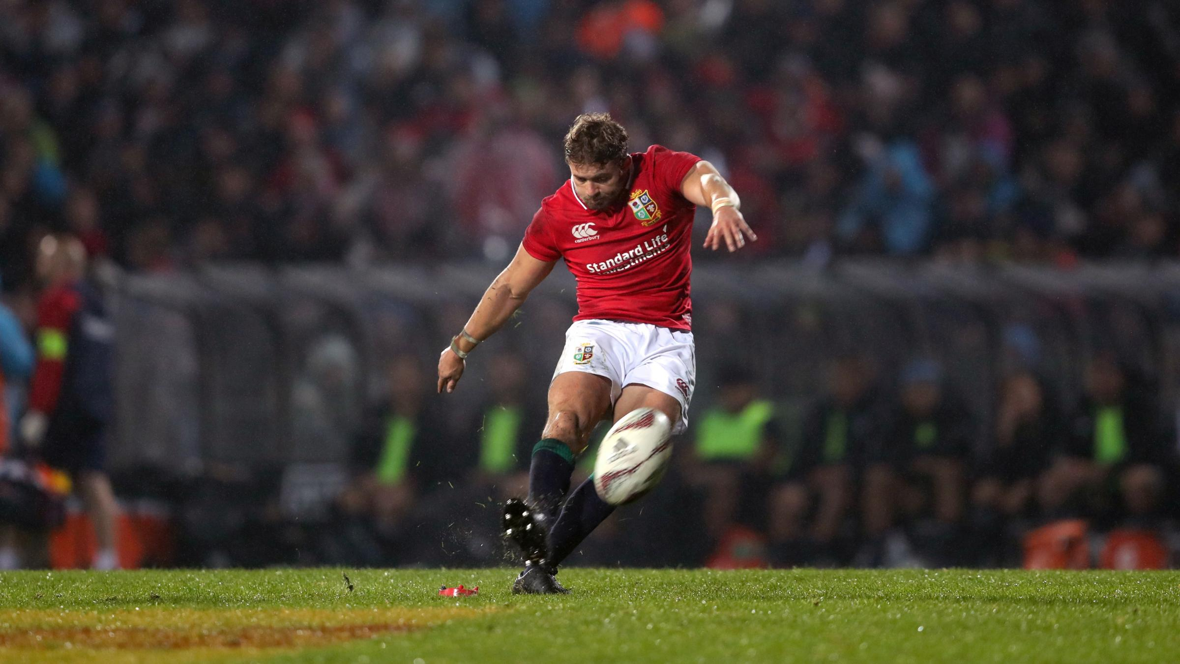 Lions outmuscle Maori to register morale-boosting win