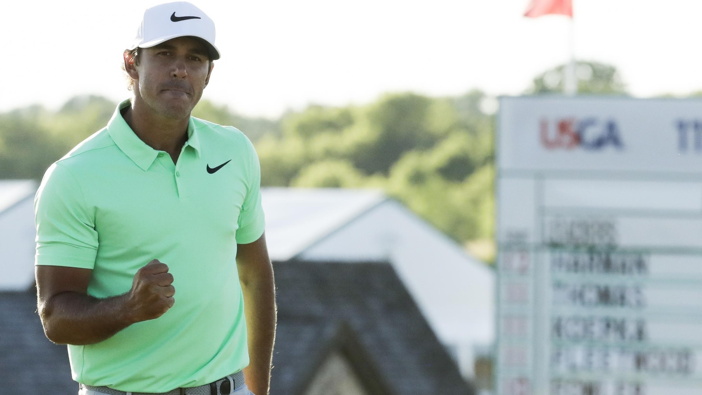 Brooks Koepka runs away late to win 117th US Open